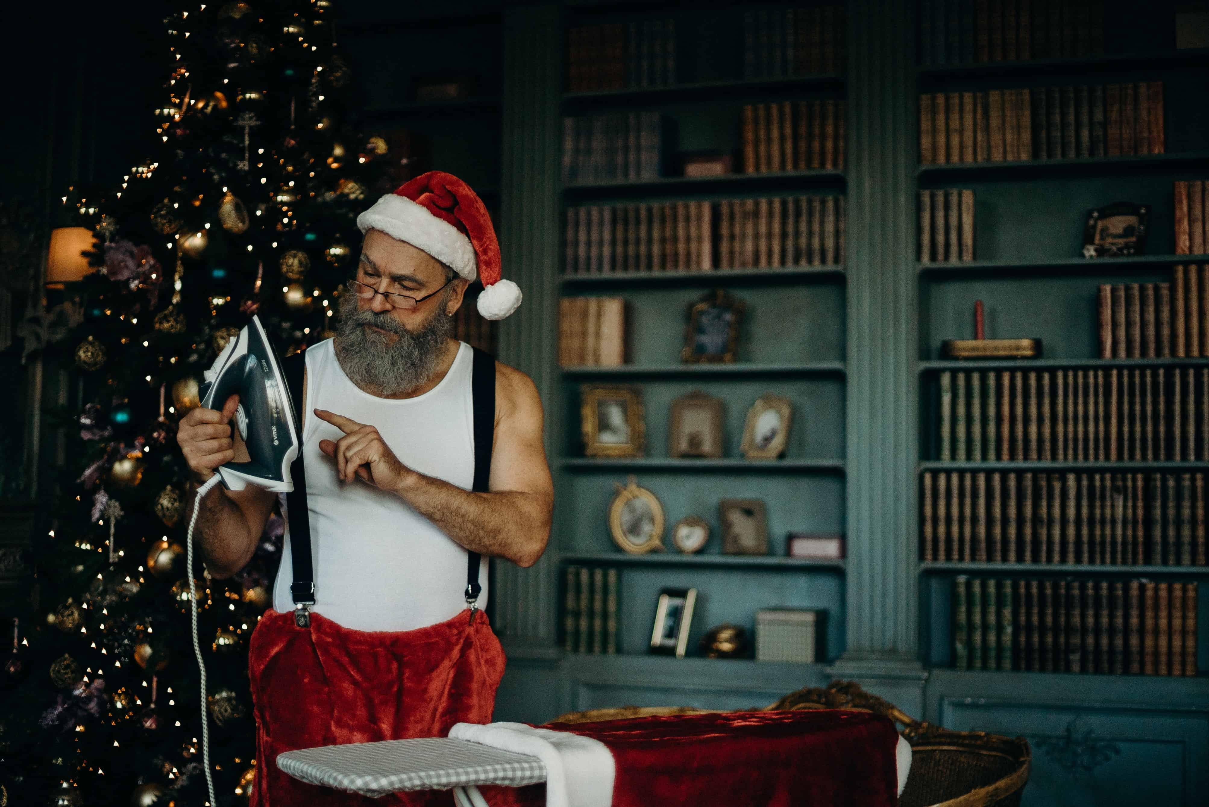 Babbi Natale.Universita Negli Usa Una Scuola Per Babbo Natale Mister Tesi